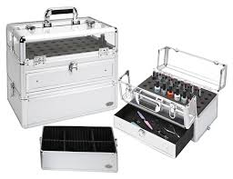 Professional Makeup Artist Organizer Professional Nail Artist Makeup Case Silver Only 79 95 Plus