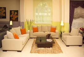 furniture fancy kitchen design idea with white green living room