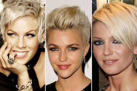 hairstyles for short hair fashion and women
