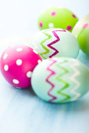 pink easter eggs easter egg decoration ideas