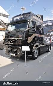 volvo 2011 truck alicante spain oct 16 volvos swedish stock photo 86969045