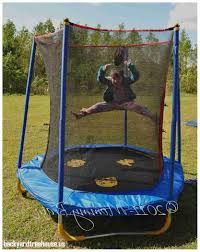 walmart small trampoline inspirational bounce and learn
