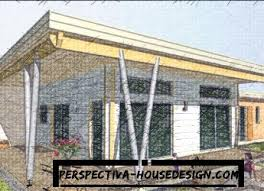 One Level Houses Modern Houses Floor Plans Contemporary Homes Or Chalet Plans In