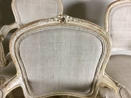 furniture cozy dining chairs french style design stylish