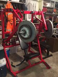 Home Made Bench Press Homemade Power Rack Made Out Of Wood And Pipe