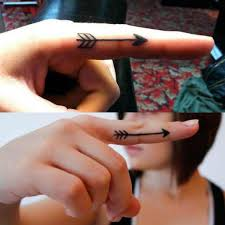 finger tattoo design arrow tattoos designs ideas and meaning tattoos for you