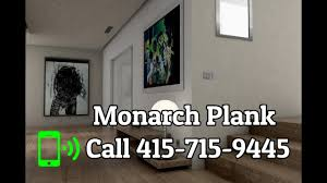 monarch plank hickory hardwood flooring california san