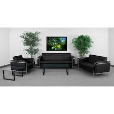 livingroom gg flash furniture zb lesley 8090 sofa bk gg at bizchair com
