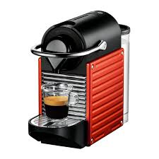 espresso maker electric nespresso pixie espresso machine 0 7l electric red 1pcs from