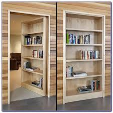 bookcase free hidden bookcase door plans hidden bookcase door