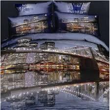 New York Bed Set City Bedding