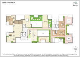 Buy Floor Plans by Buy 2 Bhk Affordable Flats In Wakad Pune Floor Plans Mont Vert