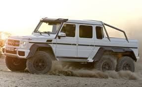 six wheel mercedes suv mercedes g63 amg 6x6 is a six wheeling roader