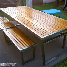 furniture wooden outdoor table and chairs nz timber bar round garden for extraordinary made