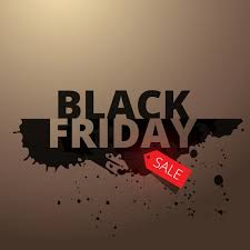 best blurry black friday deals black friday stylish sale background vector free download