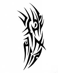 tribal sleeve tattoo stencil forearm tribal tattoo designs tribal