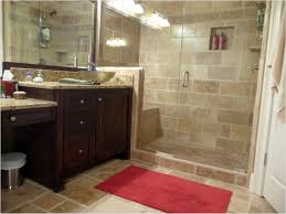 Hgtv Bathroom Decorating Ideas Bathroom Splendidferous Red Rug And Charming Mirror With