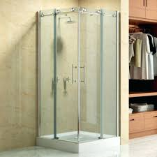 Sliding Shower Doors For Small Spaces Sliding Door Solutions For Small Spaces Sliding Door Solutions