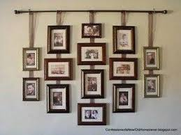 how to hang canvas art without frame how to mount photo frames on wall without nails galleryimage co
