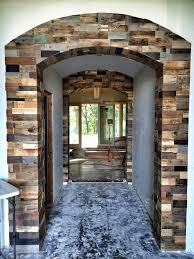 repurposed wood wall reclaimed wood furniture and wall accent ideas