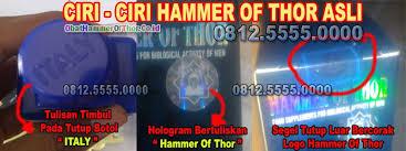 jual hammer of thor asli