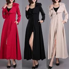 Long Trench Coats For Women Online Get Cheap Swing Trench Coat Aliexpress Com Alibaba Group