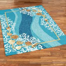 Coral Outdoor Rug by Shells Outdoor Beach Rugs And White Coral Coastal Indoor Loloi