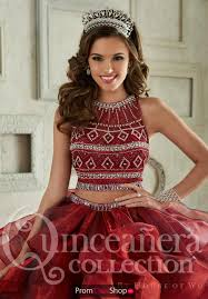 quince dress quince 26841 two beaded dress