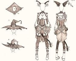oc costume designs by redw0lf777sg on deviantart
