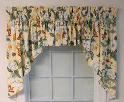 Cheap Valances Curtains Waverly Kitchen Curtains Alluring For Door Stunning