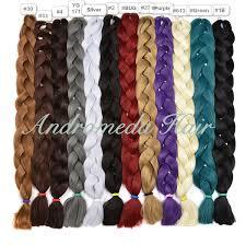 packs of kanekalon hair xpression 82inch synthetic jumbo braids hair 165g pack kanekalon