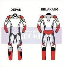 desain jaket racing baju balap racing wearpack pakaian balap leather jacket jaket