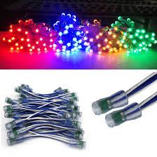 new product shenzhen programmable led light pixel smd led rgb 5v