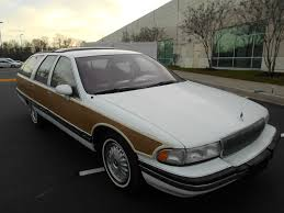 daily turismo collector quality 1994 buick roadmaster wagon