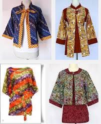 model baju atasan untuk orang gemuk 2015 model baju dan baju batik wanita kombinasi gamis yang mantap dan baju batik untuk