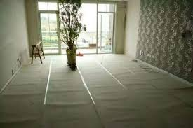 aliexpress com buy washable paper to protect flooring during