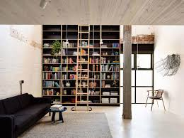former gritty brick warehouse old industrial fitzroy gets modern