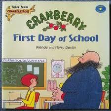harry devlin cranberry day of school original illustration