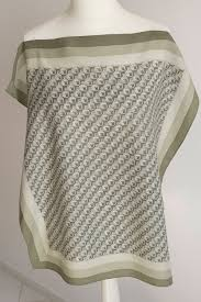 The 25 Best Sage Green by Vintage Square Scarf Polyester Scarf Fabric Women Scarf Shawl