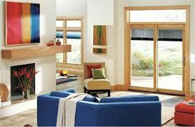 sliding glass door with blinds pella sliding patio door u2013 smashingplates us