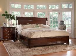 Fine Furniture Design American Cherry Collection - Charleston bedroom furniture