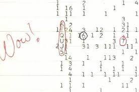 has riddle of the 1977 u0027wow u0027 signal finally been cracked maybe