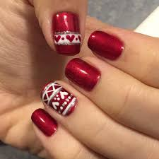 26 winter acrylic nail designs ideas design trends cute easy