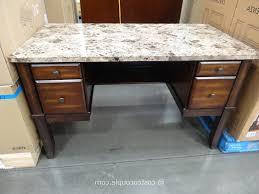 marble computer desk desks costco filing cabinets bayside computer desk costco
