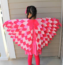 diy no sew costume wings for pj masks costume owlette pj masks