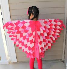 diy sew costume wings pj masks costume owlette pj masks