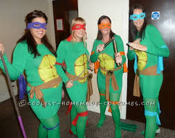 Halloween Costumes Ninja Turtles 10 Teenage Mutant Ninja Turtle Costumes Images