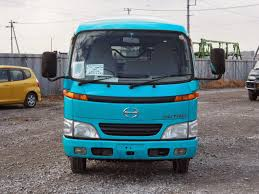 why would he get this hino dutro import era