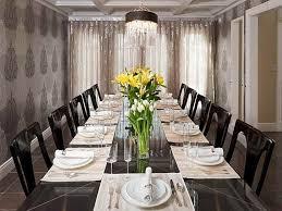 formal dining room wallpaper dining room decor ideas and