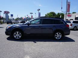 used certified one owner 2014 subaru outback 2 5i premium